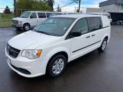 2012 RAM C/V for sale at TacomaAutoLoans.com in Lakewood WA