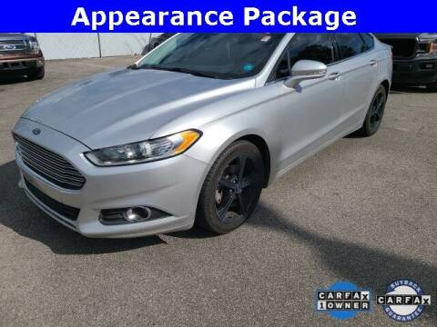 2016 Ford Fusion for sale at PHIL SMITH AUTOMOTIVE GROUP - Tallahassee Ford Lincoln in Tallahassee FL
