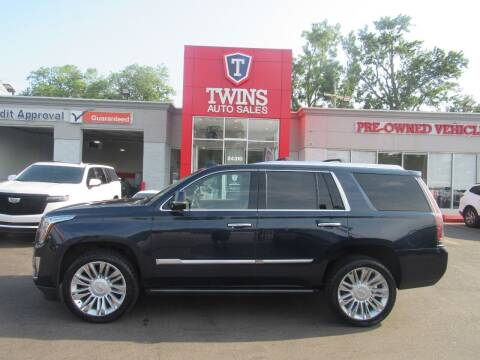 2019 Cadillac Escalade for sale at Twins Auto Sales Inc in Detroit MI