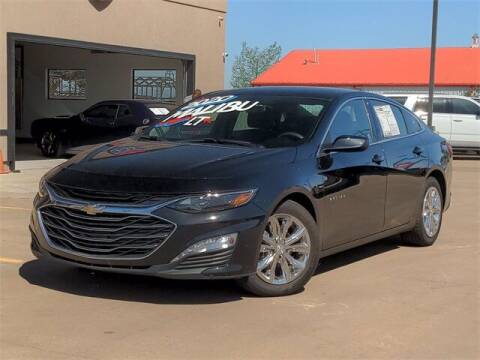 2020 Chevrolet Malibu for sale at Auto Bankruptcy Loans in Chickasha OK