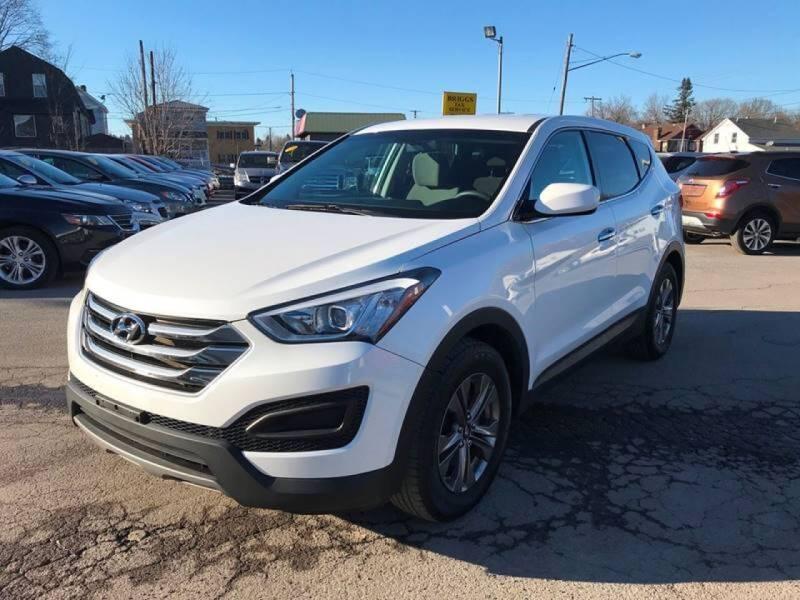 2016 Hyundai Santa Fe Sport for sale at Bravo Auto Sales in Whitesboro NY