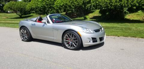2007 Saturn SKY for sale at Classic Motor Sports in Merrimack NH