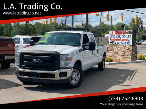 2013 Ford F-250 Super Duty for sale at L.A. Trading Co. in Woodhaven MI