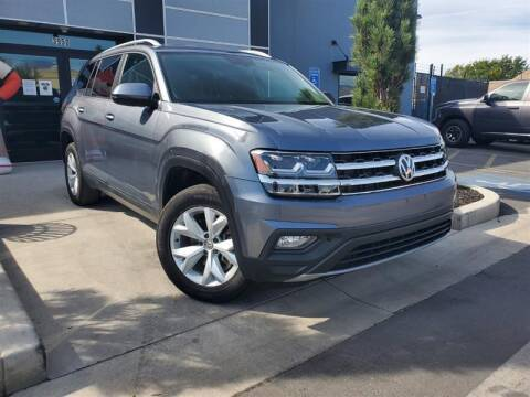 2018 Volkswagen Atlas for sale at UNITED AUTO in Millcreek UT