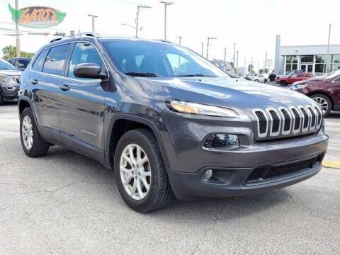 2017 Jeep Cherokee for sale at GATOR'S IMPORT SUPERSTORE in Melbourne FL