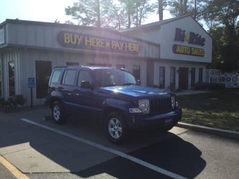 2009 Jeep Liberty for sale at Bi Rite Auto Sales in Seaford DE