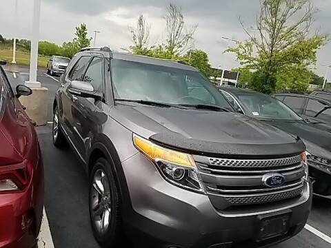 2013 Ford Explorer for sale at Southern Auto Solutions - Lou Sobh Kia in Marietta GA