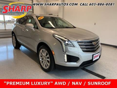 2019 Cadillac XT5 for sale at Sharp Automotive in Watertown SD