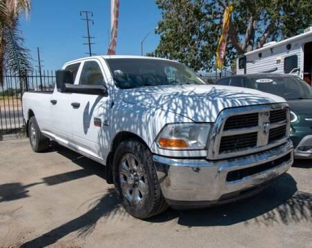 2012 RAM Ram Pickup 3500 for sale at GQC AUTO SALES in San Bernardino CA