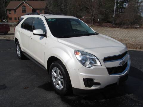 2015 Chevrolet Equinox for sale at Old Time Auto Sales, Inc in Milford MA