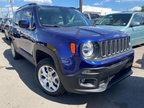 2018 Jeep Renegade for sale at New Wave Auto Brokers & Sales in Denver CO