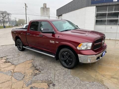 2017 RAM Ram Pickup 1500 for sale at Kobza Motors Inc. in David City NE