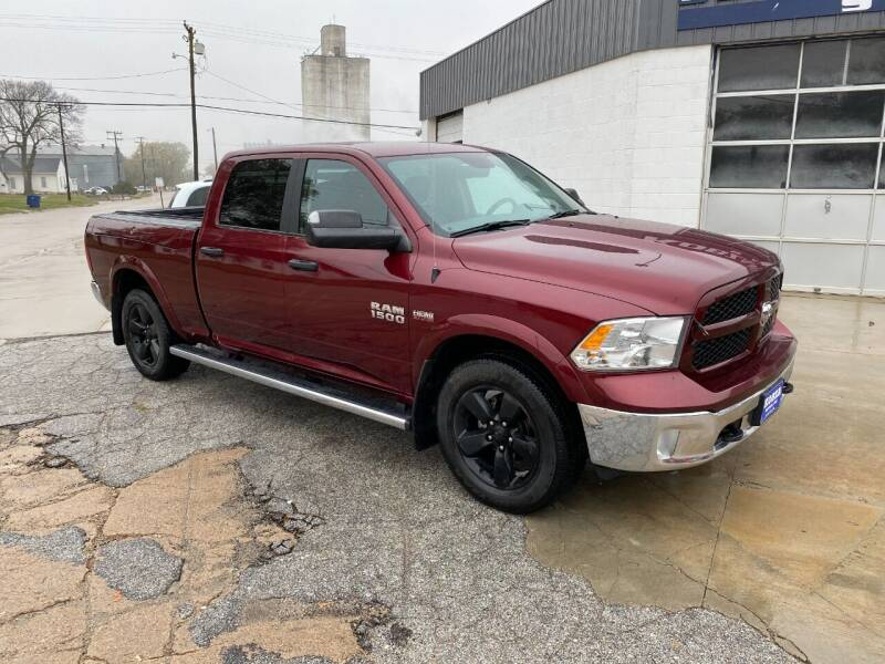 2017 RAM Ram Pickup 1500 for sale at Kobza Motors Inc. in David City NE