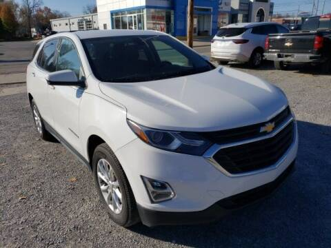 2018 Chevrolet Equinox for sale at LeMond's Chevrolet Chrysler in Fairfield IL