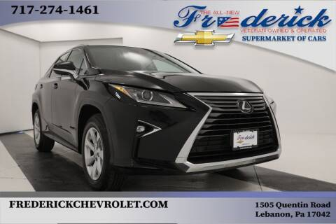 2017 Lexus RX 350 for sale at Lancaster Pre-Owned in Lancaster PA