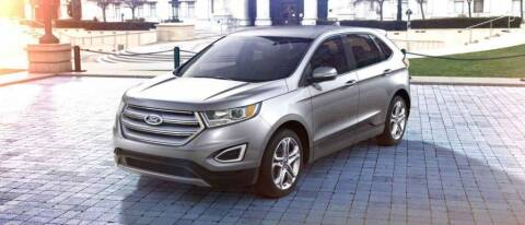 2018 Ford Edge for sale at Mighty Motors in Adrian MI