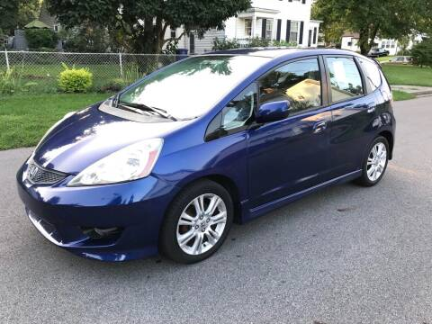 2009 Honda Fit for sale at Via Roma Auto Sales in Columbus OH