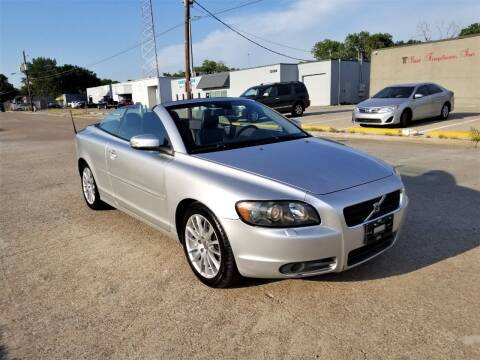 2008 Volvo C70 for sale at Image Auto Sales in Dallas TX