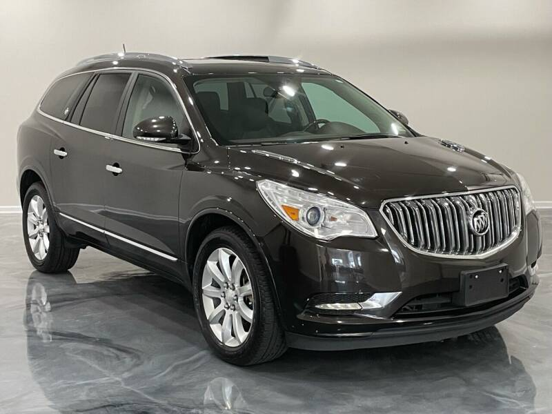 2014 Buick Enclave for sale at RVA Automotive Group in North Chesterfield VA