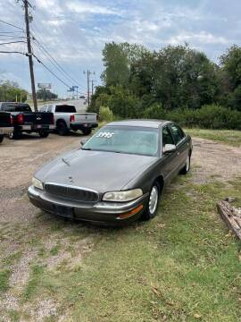 1999 Buick Park Avenue for sale at Holders Auto Sales in Waco TX