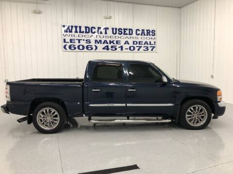 2006 GMC Sierra 1500 for sale at Wildcat Used Cars in Somerset KY
