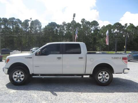 2011 Ford F-150 for sale at Ward's Motorsports in Pensacola FL