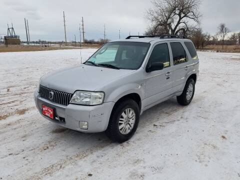 2007 Mercury Mariner for sale at Best Car Sales in Rapid City SD