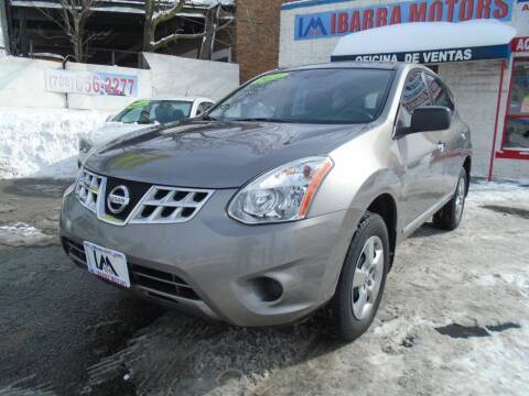 2011 Nissan Rogue for sale at IBARRA MOTORS INC in Cicero IL