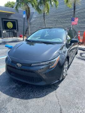 2020 Toyota Corolla for sale at YOUR BEST DRIVE in Oakland Park FL