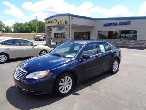 2013 Chrysler 200 for sale at KARS R US of Spartanburg LLC in Spartanburg SC
