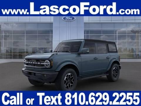2021 Ford Bronco for sale at LASCO FORD in Fenton MI