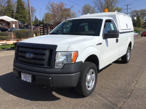 2009 Ford F-150 for sale at Sparkle Auto Sales in Maplewood MN