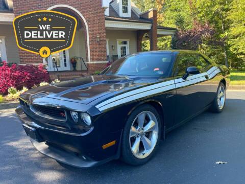2014 Dodge Challenger for sale at Premier Auto Solutions & Sales in Quinton VA