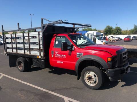 2008 Ford F-450 Super Duty for sale at CA Lease Returns in Livermore CA