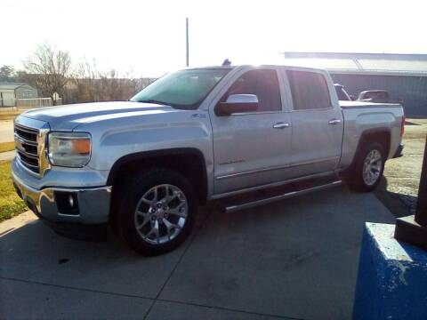 2014 GMC Sierra 1500 for sale at Four Guys Auto in Cedar Rapids IA