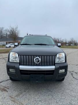 2007 Mercury Mountaineer for sale at Affordable Dream Cars in Lake City GA