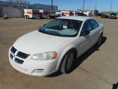 2005 Dodge Stratus for sale at AUGE'S SALES AND SERVICE in Belen NM
