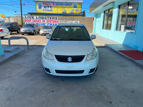 2009 Suzuki SX4 for sale at Max Motors in Corpus Christi TX