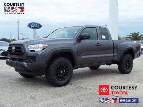 2021 Toyota Tacoma for sale at Courtesy Toyota & Ford in Morgan City LA