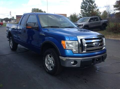 2011 Ford F-150 for sale at Bruns & Sons Auto in Plover WI