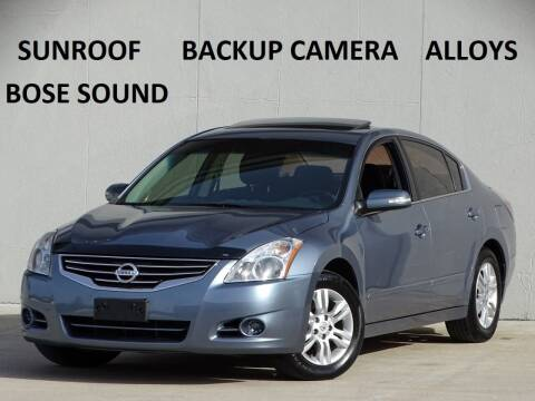 2010 Nissan Altima for sale at Chicago Motors Direct in Addison IL