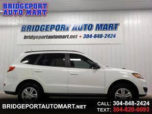 2010 Hyundai Santa Fe for sale at Bridgeport Auto Mart in Bridgeport WV