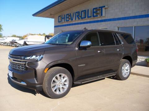 2021 Chevrolet Tahoe for sale at Tyndall Motors in Tyndall SD