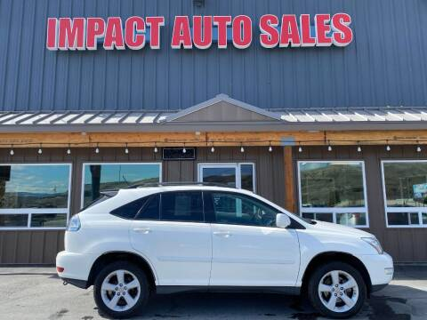 2007 Lexus RX 350 for sale at Impact Auto Sales in Wenatchee WA