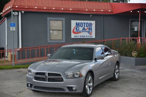 2014 Dodge Charger for sale at Motor Car Concepts II - Apopka Location in Apopka FL