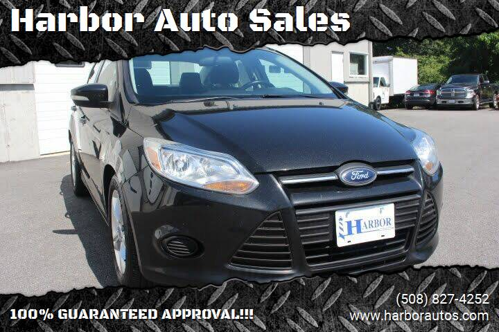 2014 Ford Focus for sale at Harbor Auto Sales in Hyannis MA