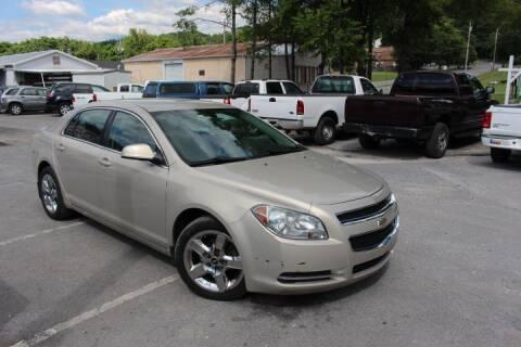 2010 Chevrolet Malibu for sale at SAI Auto Sales - Used Cars in Johnson City TN