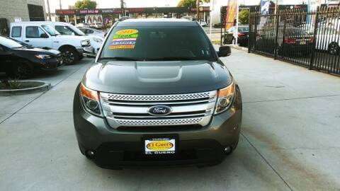 2011 Ford Explorer for sale at El Guero Auto Sale in Hawthorne CA