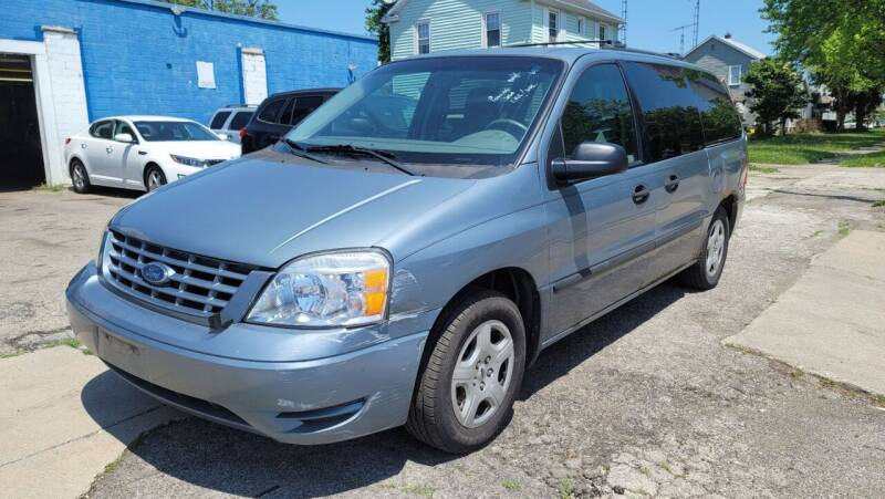 2005 Ford Freestar for sale at M & C Auto Sales in Toledo OH