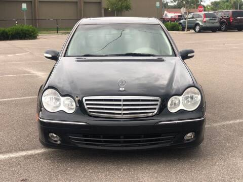 2005 Mercedes-Benz C-Class for sale at Carlando in Lakeland FL